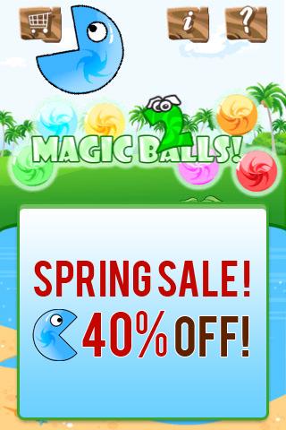 Screenshot Magic Balls 2