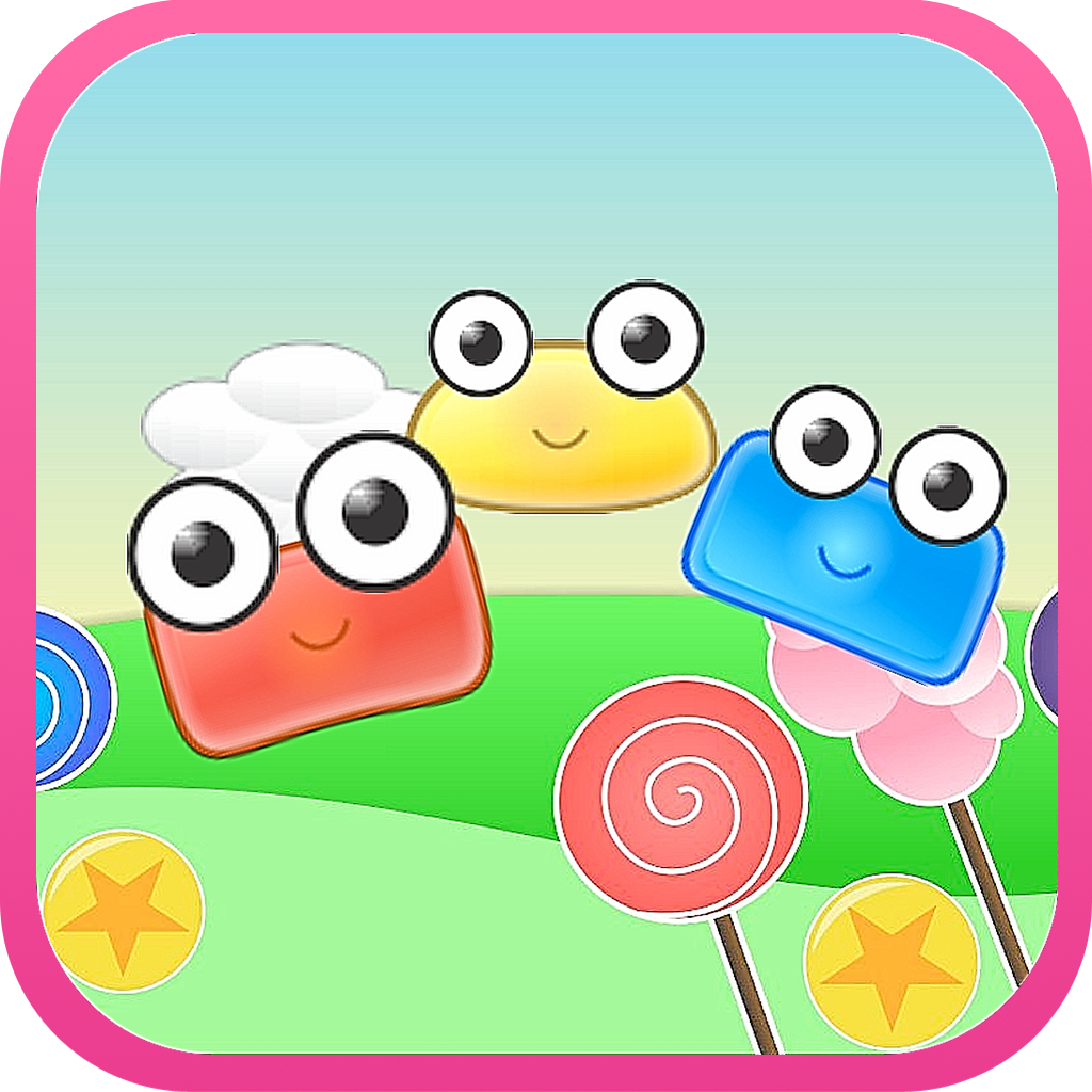 Crazy Candy Poppers - Fun Brain Crushing Puzzle Game
