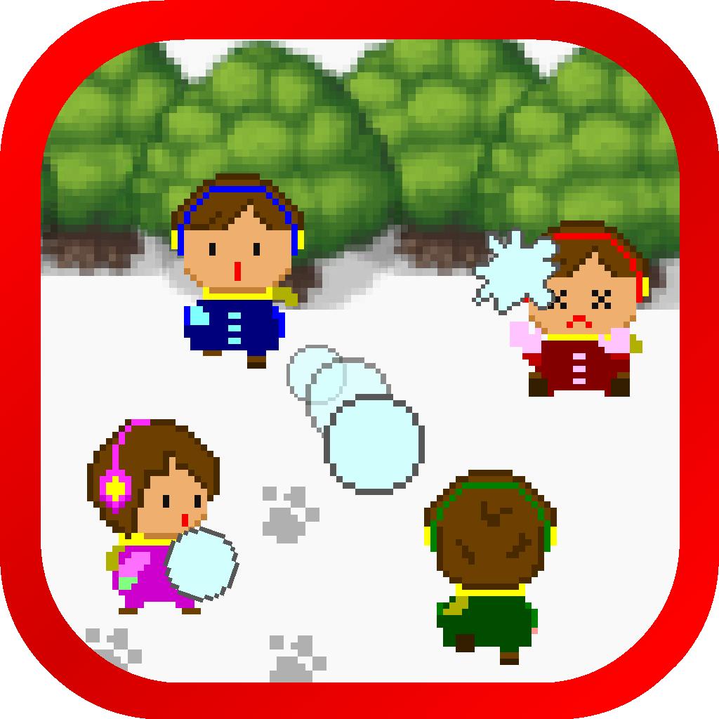 オンライン雪合戦